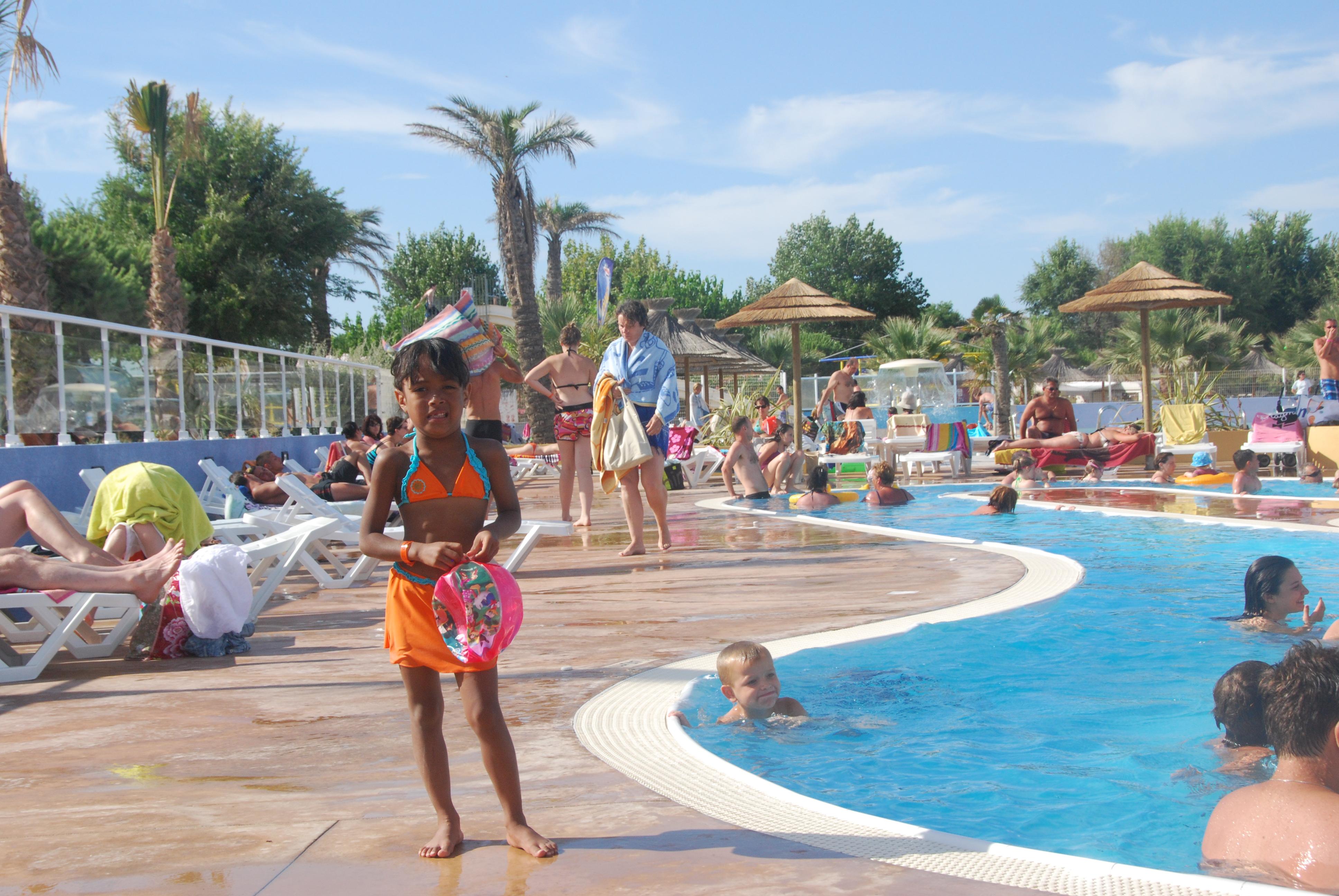A la piscine - 2 4